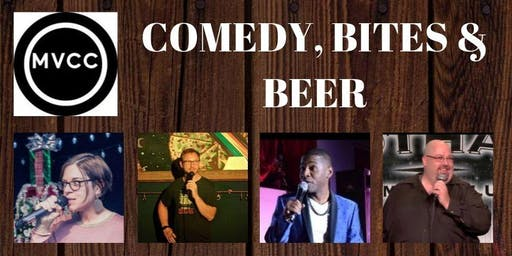 COMEDY, BITES & BEER @ FIREFLY HOLLOW BREWING