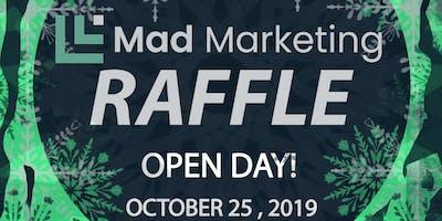 Mad Marketing Open Day Raffle