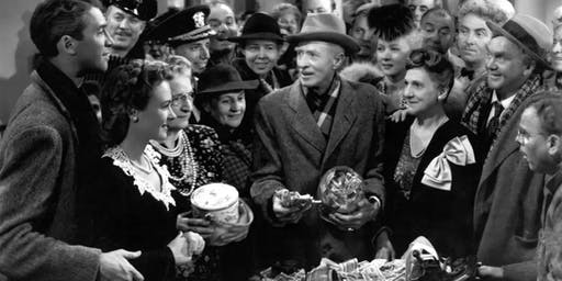 Cinema afternoon Christmas Special: It's a Wonderful Life | Birkbeck One World Festival 2019/20