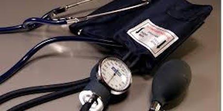 Lower Limb Vascular Assessment with Martin Fox tickets