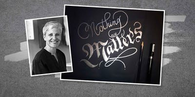 Workshop: Lettering - Calligraffiti mit Silbermarkern