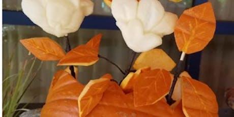 Pumpkin Bouquet Workshop tickets