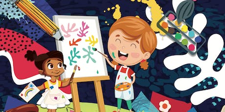 Little Creatives at Mansfield Central Library, 10.30am tickets