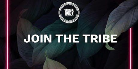The Jungle Body Amsterdam billets