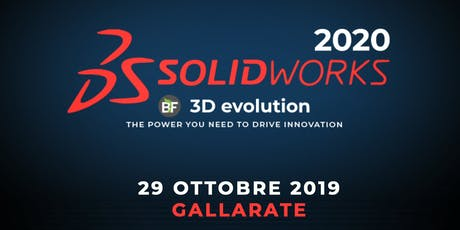 SOLIDWORKS 2019 3D EVOLUTION tickets
