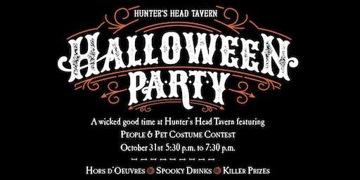 Hunter's Head Hallowe'en Party