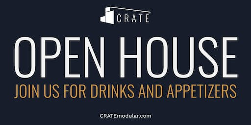 CRATE Modular Open House