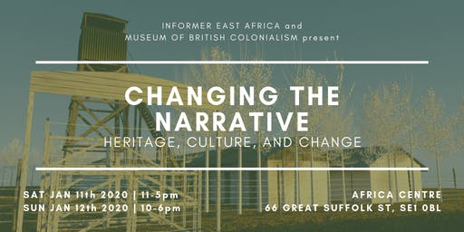 Changing the Narrative: Heritage, Culture, and Change