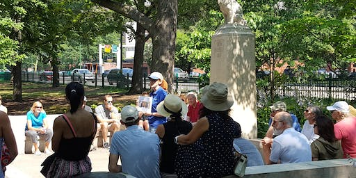 Guided History Tours on the Esplanade