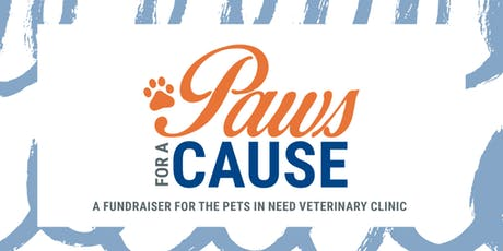 Paws for a Cause tickets