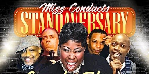 Mizz Conduct StandAversary Comedy Show