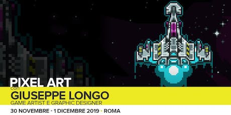 Workshop Pixel art biglietti