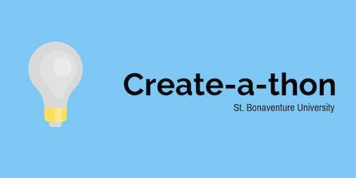 St. Bonaventure University Create-A-Thon