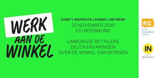 Event | WERK AAN DE WINKEL  | RIC & Inretail