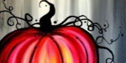 Pumpkin Paint & Sip