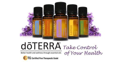 Free Essential Oils Workshop