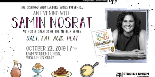 UWM DLS Presents: Samin Nosrat