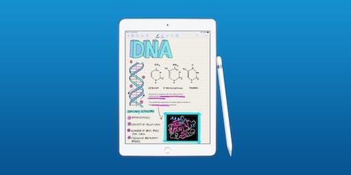 Interactive iPad Learning Walk