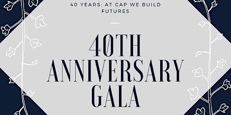 40th Anniversary Gala tickets