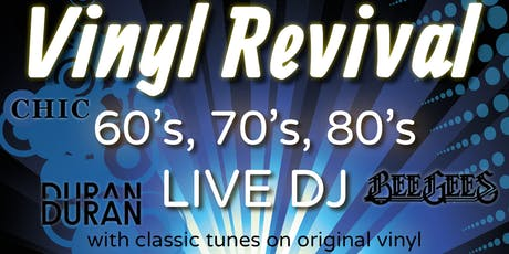 60s, 70s, 80s Party at The Fieldhouse - ft Vinyl Revival tickets