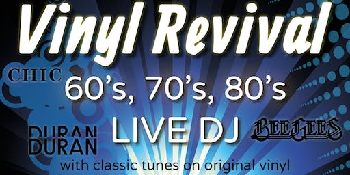 60s, 70s & 80s Party at The Fieldhouse - ft. Vinyl Revival