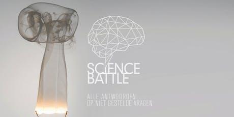 Science Battle meets Business | December 2019 tickets