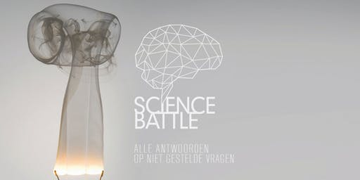 Science Battle meets Business | December 2019