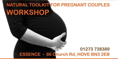 New Workshop: Natural Toolkit for Pregnant Couples tickets