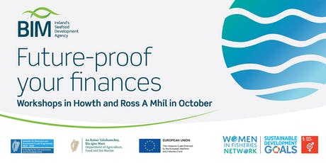 Future-proof your finances workshop Ross A Mhil tickets