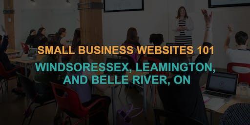 Small Business Websites 101: Windsor workshop