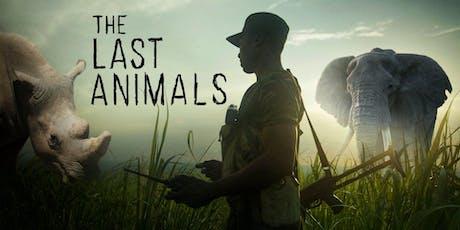 The Last Animals Film Screening tickets