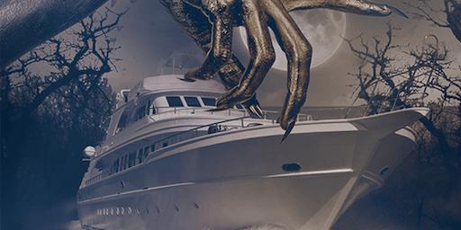 Honolulu's Halloween Yacht Party 2019