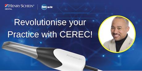 Essex: Revolutionise Your Practice With CEREC! tickets