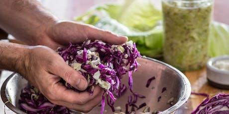 Atelier choucroute, kimchi et légumes fermentés - Waterville billets