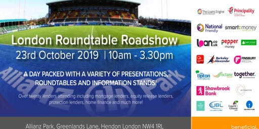 Beneficial London October 23rd Roadshow