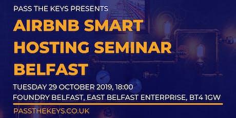 Airbnb Smart Hosting Seminar - Belfast tickets