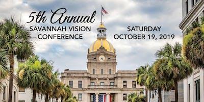 2019 Savannah Vision Conference