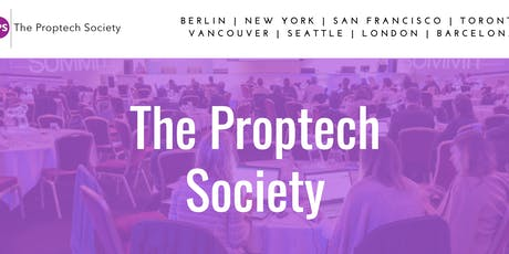 The Proptech Society Joint Venture Conference - Toronto (Invite-Only) tickets