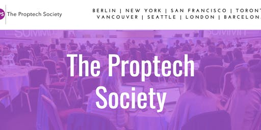The Proptech Society Joint Venture Conference - Toronto (Invite-Only)