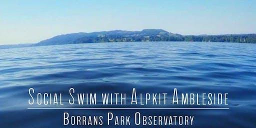 Alpkit Ambleside Spooky Social Swim