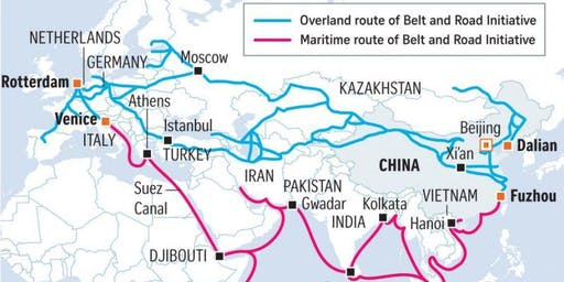 The Belt & Road Initiative: The Future of Energy + Water in Asia & Beyond