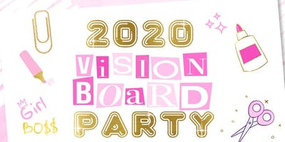 Baddies Link Up Mixer Presents:  2020 Vision Board Party
