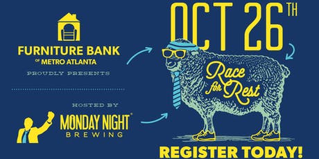 Race for Rest 5k presented by Monday Night Brewing tickets