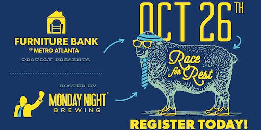 Race for Rest 5k presented by Monday Night Brewing