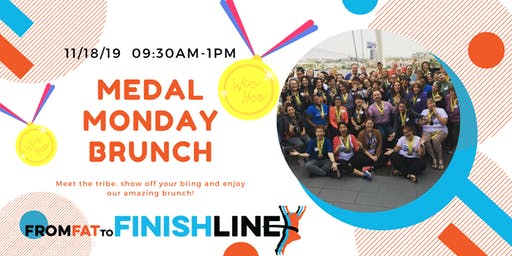 FFTFL Medal Monday Brunch 2019