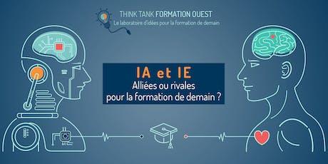 TTFO Grande matinale | IA et IE : alliées ou rivales pour la formation de demain ? billets