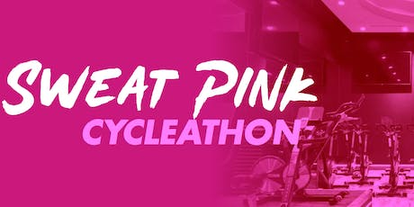 Sweat Pink! Cycleathon for the Joanna Francis Living Well Foundation tickets