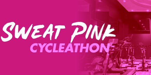 Sweat Pink! Cycleathon for the Joanna Francis Living Well Foundation
