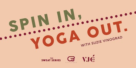 Spin in Yoga Out  tickets