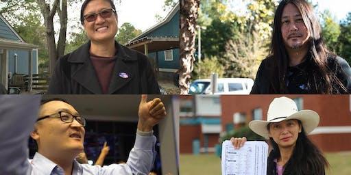 Work-in-Progress Screening of FIRST VOTE